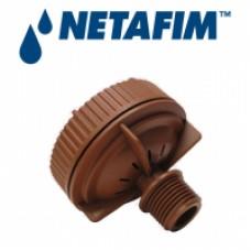 "Air vacuum valve, přivzdušňovací ventil Netafim Flush Valve 1/2"""