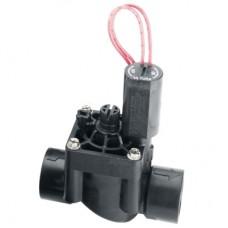"""Elektromagnetický ventil Hunter PGV 101G-B 9V DC 1"""" s regulace průtoku"""